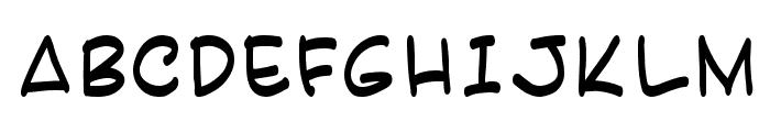 Karatula Normal Font UPPERCASE