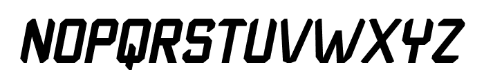 Karisma Italic Font UPPERCASE