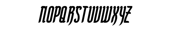 KarlKrausOblique Font UPPERCASE
