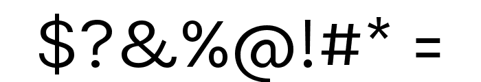 Karla Tamil Upright Font OTHER CHARS