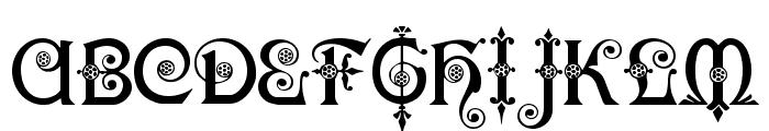 Karnac Font UPPERCASE