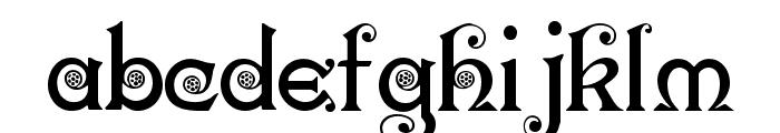Karnac Font LOWERCASE