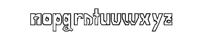 KarolinaDizajn 1 Font LOWERCASE