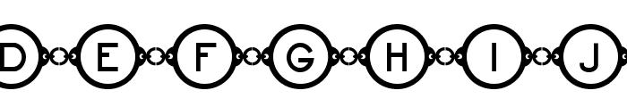 Karykas Font LOWERCASE