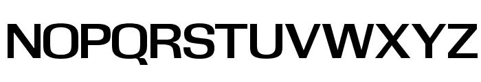 KasseFLF-Bold Font UPPERCASE