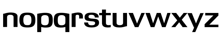 KasseFLF-Bold Font LOWERCASE