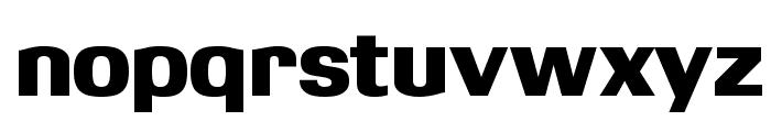 KasseUltraFLF Font LOWERCASE