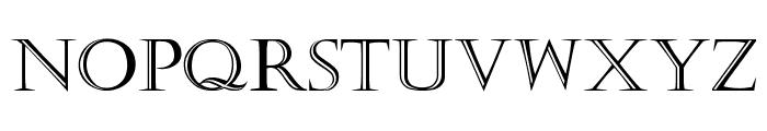 Kastellar Font UPPERCASE