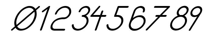 Kata Bidalan Italic Bold Font OTHER CHARS