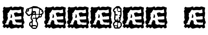 Katalyst active BRK Font OTHER CHARS