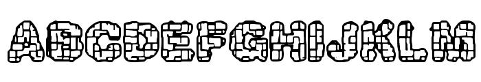 Katalyst active BRK Font UPPERCASE