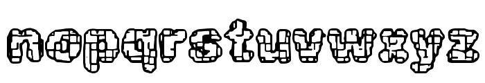 Katalyst active BRK Font LOWERCASE