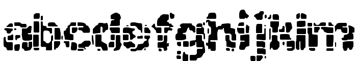 Katalyst inactive BRK Font LOWERCASE