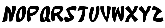 Katana Font LOWERCASE