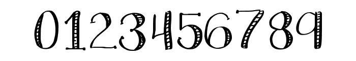KateCelebration Font OTHER CHARS
