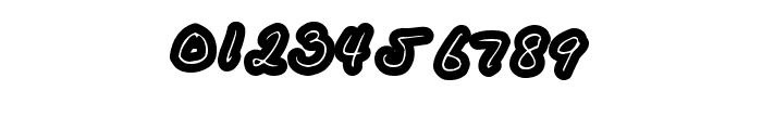 KathleenUppercase Font OTHER CHARS
