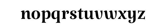 Katibeh Regular Font LOWERCASE