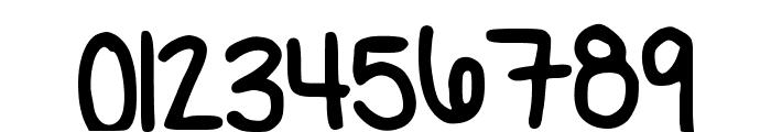 KatsHandwriting Font OTHER CHARS
