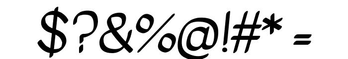 Kavivanar Regular Font OTHER CHARS
