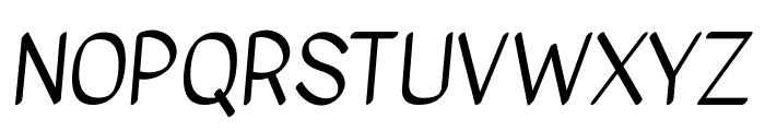 Kavivanar Regular Font UPPERCASE