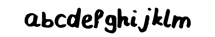 Kayleigh Font LOWERCASE