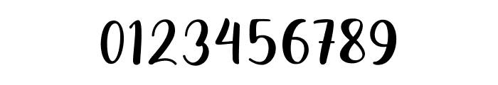 kallithea Regular Font OTHER CHARS