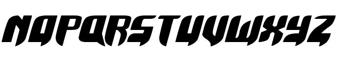 kaum keras kepala Font UPPERCASE
