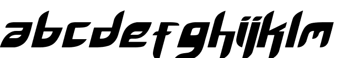 kaum keras kepala Font LOWERCASE