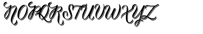 Kailey the Bold Font UPPERCASE