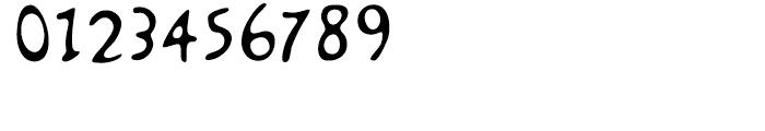 Kairengu Light Font OTHER CHARS