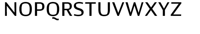 Kandin Regular Font UPPERCASE