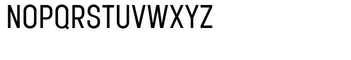 Karben 205 Medium Font UPPERCASE