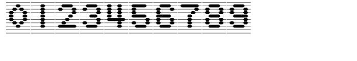 Karlisbad Regular Font OTHER CHARS
