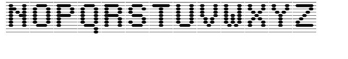 Karlisbad Regular Font UPPERCASE