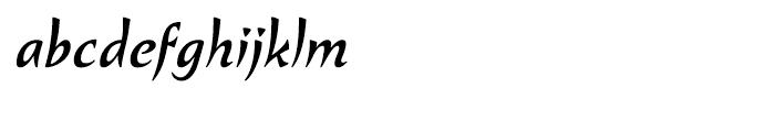 Kasuga Regular Font LOWERCASE