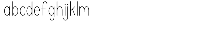 Katelyn Medium Font LOWERCASE