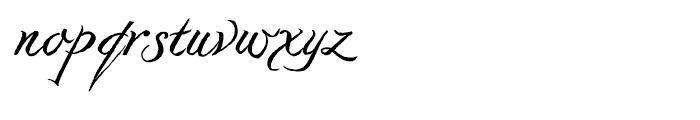 Kato Normal Font LOWERCASE