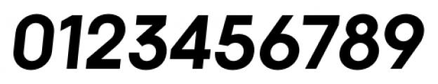 Kamerik 105 Bold Oblique Font OTHER CHARS