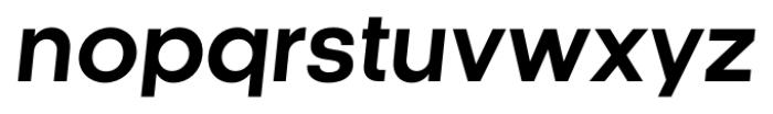 Kamerik 105 Cyrillic Bold Oblique Font LOWERCASE