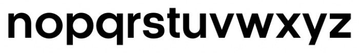 Kamerik 105 Cyrillic Bold Font LOWERCASE