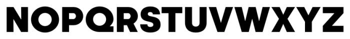 Kamerik 105 Cyrillic Heavy Font UPPERCASE