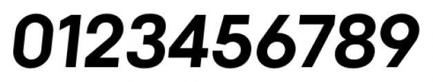 Kamerik 205 Bold Oblique Font OTHER CHARS