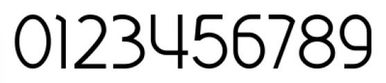 Kaodai Regular Font OTHER CHARS