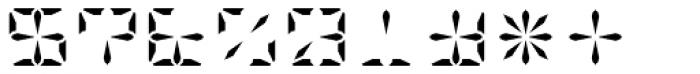 KAH Light Font OTHER CHARS