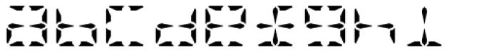 KAH Light Font LOWERCASE