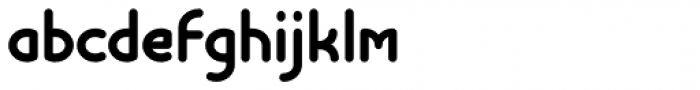 Kaat Bold Font LOWERCASE