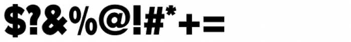 Kabel LT Std Black Font OTHER CHARS