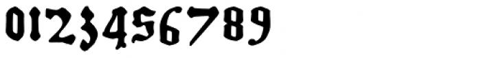 Kachelofen Font OTHER CHARS