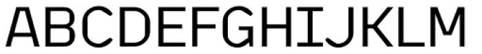 Kade Regular Font UPPERCASE