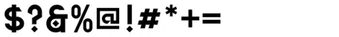 Kahfi Regular Font OTHER CHARS